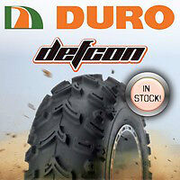 "DURO DEFCON 25"" 4 TIRE SET SPECIAL AT ORPS PARTS $299.99"
