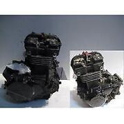 GPZ 500 Motor