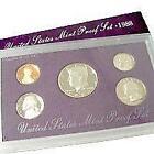 1988 Mint Proof Set