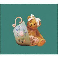 cherished teddies margaret a cup full of love