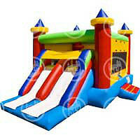 BOUNCY CASTLES FOR RENT ALL INCLUSIVE $225-$275  24 HOUR RENTALS