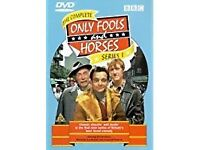 ONLY FOOLS AN HORSES COMPLETE SERIES 1~7 & AMERICAN PIE 1 &2 & THE WEDDING