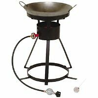King Kooker 24wc Heavy-duty 24-inch Portable Propane Outdoor Cooker With 18-inch on Sale