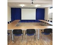 Projector, screen and surround sound package