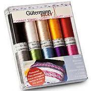 Gutermann Embroidery Thread