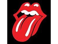 Rolling Stones Golden Circle Ticket !,,!