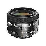 Nikon Nikkor AF 50mm F/1.4 D