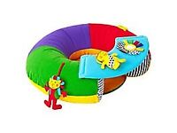 Red Kite Sit Me Up Inflatable Ring / Nest