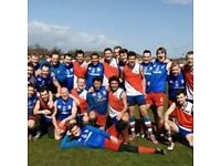 Aussie Rules Football Team based in Kirkcaldy seeking new players (no experience required)