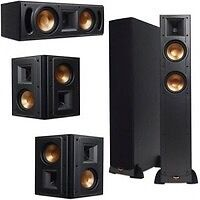 Pioneer SC-27 & Klipsch Speakers