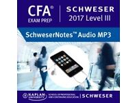 CFA L1,2,3 Practice exam, Note, video, secretsauce, qbank