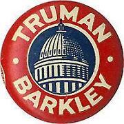 Truman Campaign Button