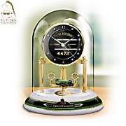 Flying Scotsman Clock
