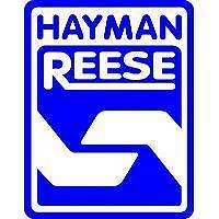 Hayman Reece Towbar Full Range Available Tow Hitch Capalaba Brisbane South East Preview