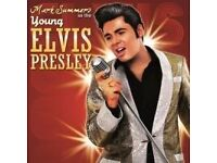 UK NO.1 ELVIS TRIBUTE BY MARK SUMMERS AT GROSVENOR CASINO SHEFFIELD