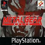 [Playstation 1] Metal Gear Solid