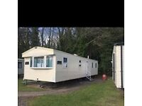 HAGGERSTON CASTLE - BRAND NEW 2017 8 BERTH STATIC CARAVAN TO RENT - FAB DATES AND PRICES AVAILABLE