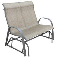 Outdoor Swing Summit Collection Outdoor Furniture Loveseat