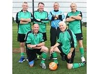 Players over 45 required for Warndon Villages FC super vets team