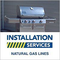 Need a gas line installed for BBQ, Stove or Dryer?
