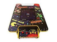 Pac Man, Donkey Kong Vintage Arcade Games Machine coin operated