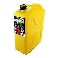 20 litres Diesel Fuel can with nozzle Fremantle Fremantle Area Preview
