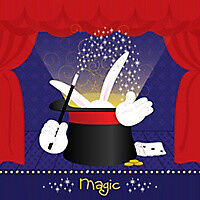 Magic Themed Birthday Parties for as low as $10.00 !! , Magician