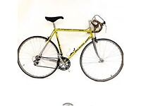 steel vintage classic Road bikes Italian Belgian, French Most sought after Brands