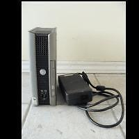 Dell 755 Ultra Small Desktop(C2D/2/250G)$69!
