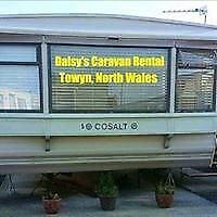 6 Birth, 3 Bedroom Caravan Rental in Towyn, North Wales