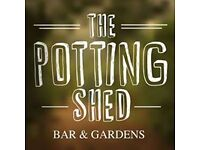 CDP - The Potting Shed - Bingley - Homemade food - Burgers - Pizza