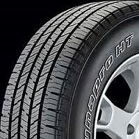 HANKOOK DYNAPRO HT 235 75 17 ( 1 TIRE ONLY ) 95%TRD $100