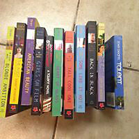 ZOEY DEAN Book Collection inc Back in Black, Blonde Ambition