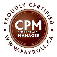 Certified Payroll Manager (CPM) - Payroll Consulting Services