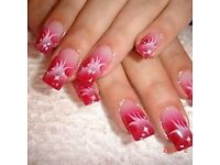 14 years experience nail designer