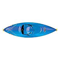 2 pelican Pursuit 80x kayaks