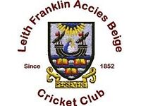 Leith cricket club seeks players