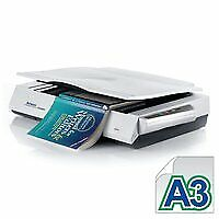 Image of 000 0642 02G Avision FB6280E 600 x 600 DPI Flachbettscanner Weiß A3 D