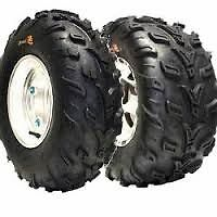ATV TIRE & RIM BLOWOUT