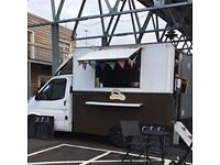 MOBILE CATERING VAN FOR SALE Excellent affordable way to start your own business
