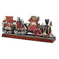 Mr. Christmas Santas Express Animated Train