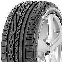 275/35R19 BRAND NEW ALL SEASON TIRES GOODYEAR EXCELLENCE 96Y RUN FLAT $200 PER TIRE FREE INSTALLATION