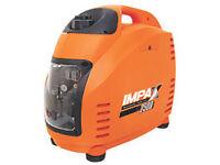 Impax 1200Kw suitcase inverter generator