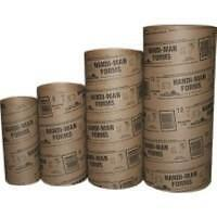 8' Handi-Man Strippable Concrete Form - 100% Recycled Paperboard ( patio decks pool decks and fence posts )