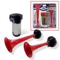 Brand New 12V Air Horn/5pc Musical Air Horn