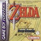 [GBA] The Legend of Zelda A Link to the Past & Four Swords