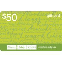 *BACK TO SCHOOL* Indigo/Chapters Gift Card 50$