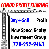 Condo Profit sharing starting at 10k