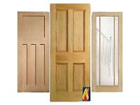 All types of internal Doors