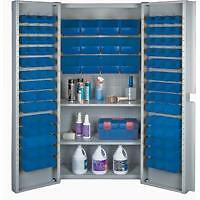 Compact Storage Cabinets